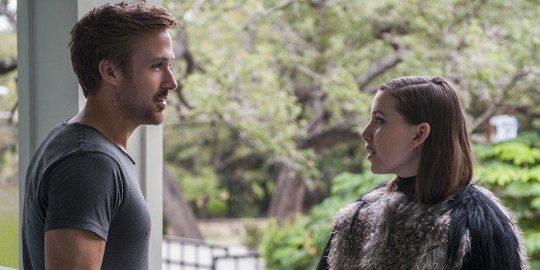 Ryan Gosling och Lykke Li