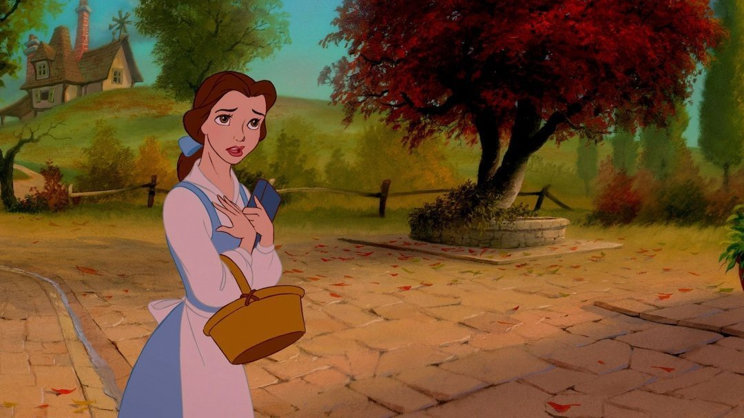 Belle från den klassiska Disneyfilmen Skönheten och Odjuret