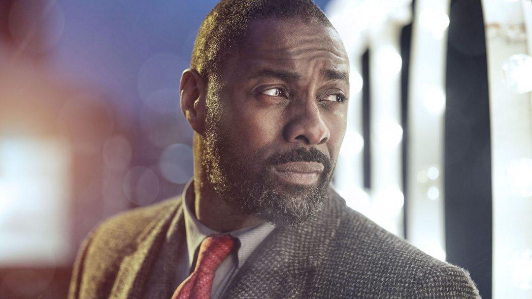 Idris Elba som John Luther