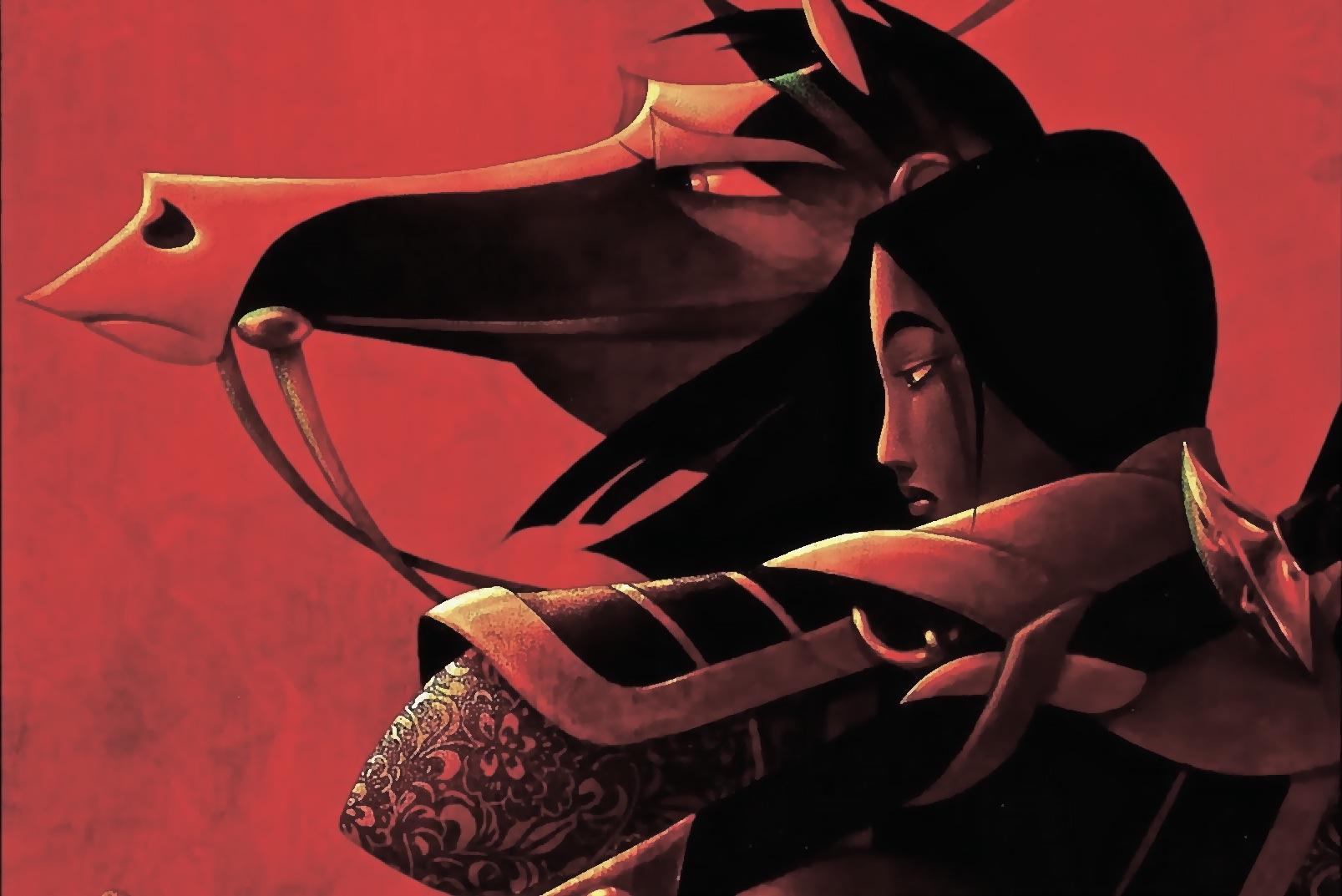 Mulan - klassisk disneyfilm