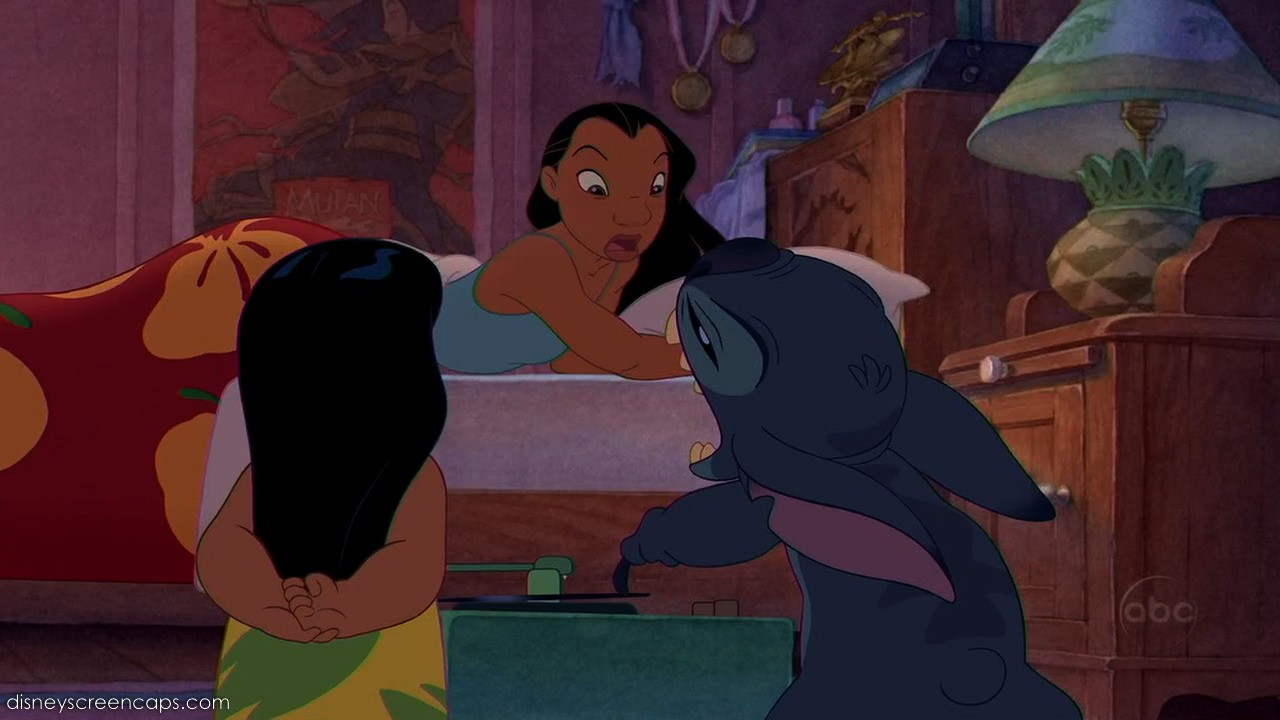 Lilo & Stitch Disneyfilm från 2002