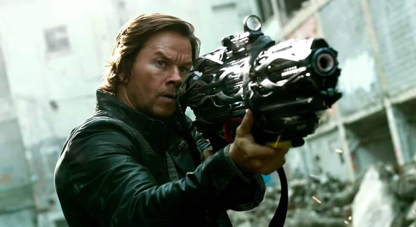 Mark Wahlberg i Transformers: The Last Knight