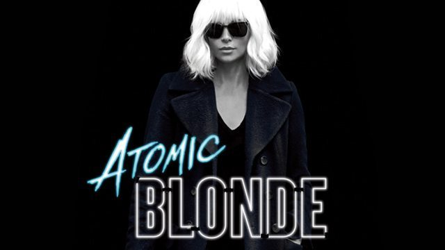 "Poster till ""Atomic Blonde"""