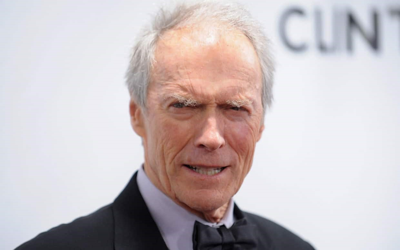 Bild på Clint Eastwood.