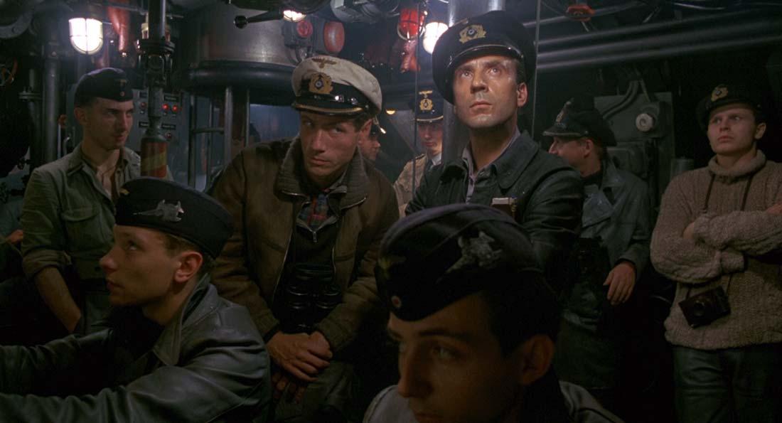 Ubåten är en rafflande bra krigsfilm.