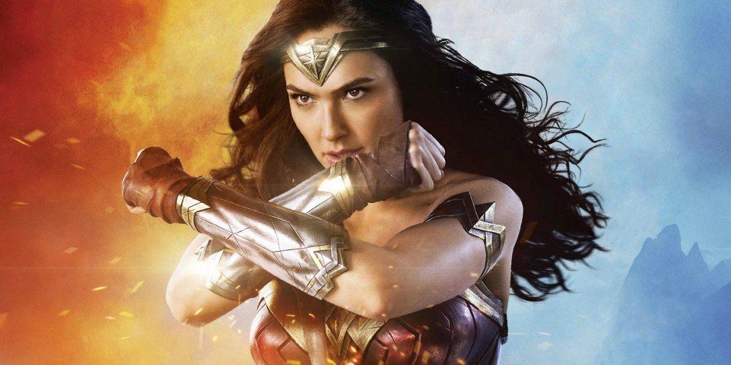 Gal Gadot i rollen som Wonder Woman
