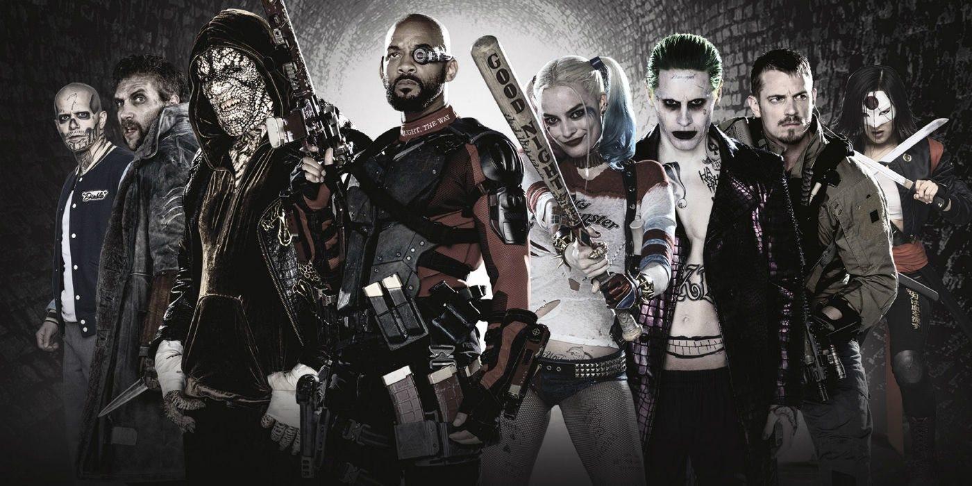 Bild från filmen Suicide Squad.