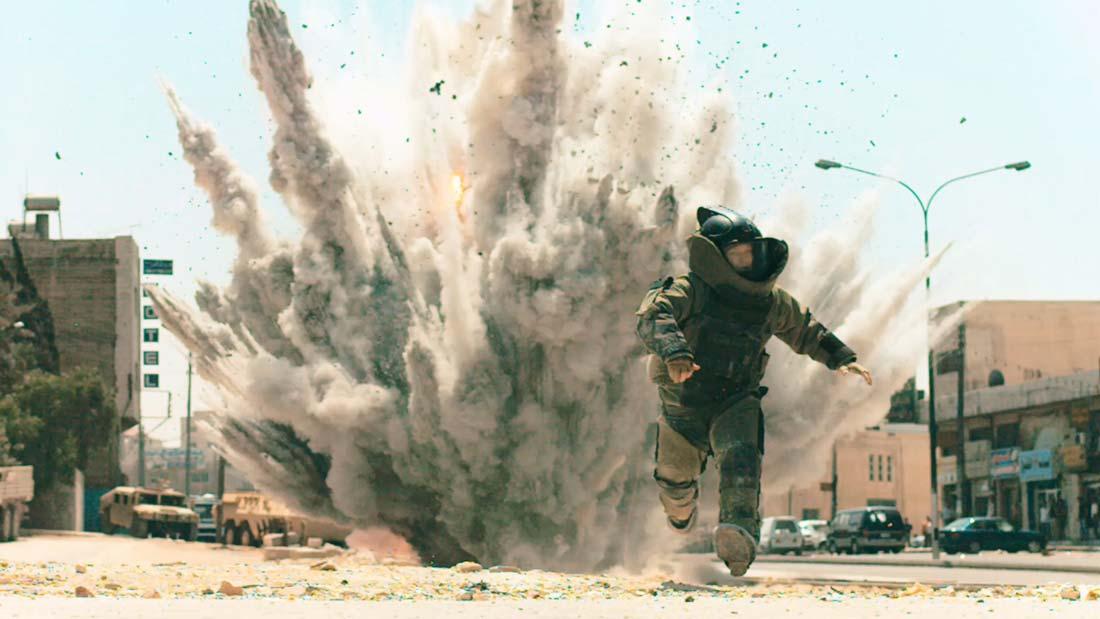 krigsfilmer filmtips - The Hurt Locker