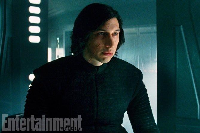 Bild från Star Wars: The Last Jedi.