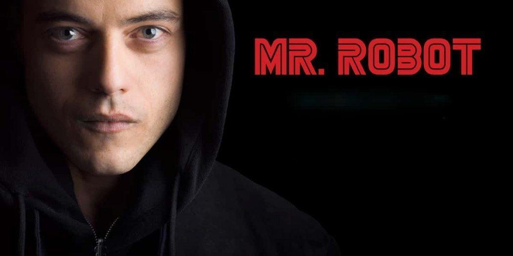 Mr. Robot, en av de bästa serierna på Amazon Prime.