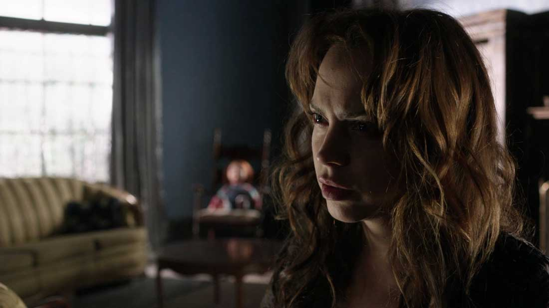 "Fiona Dourif i ""Curse of Chucky"""