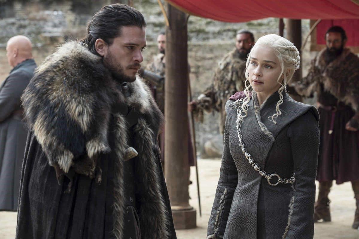 """Bild från tv-serien """"Game of Thrones"""""""
