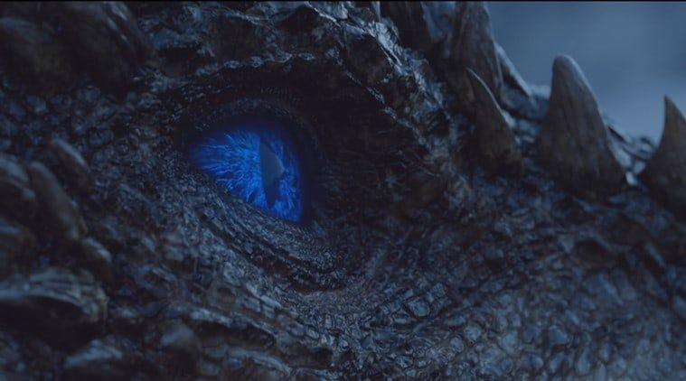 Isdrake i Game of Thrones