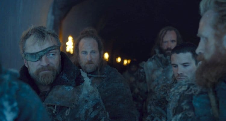 Game of Thrones Kristofer Hivju, Richard Dormer m. fl.