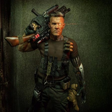 Josh Brolin som Cable i Deadpool
