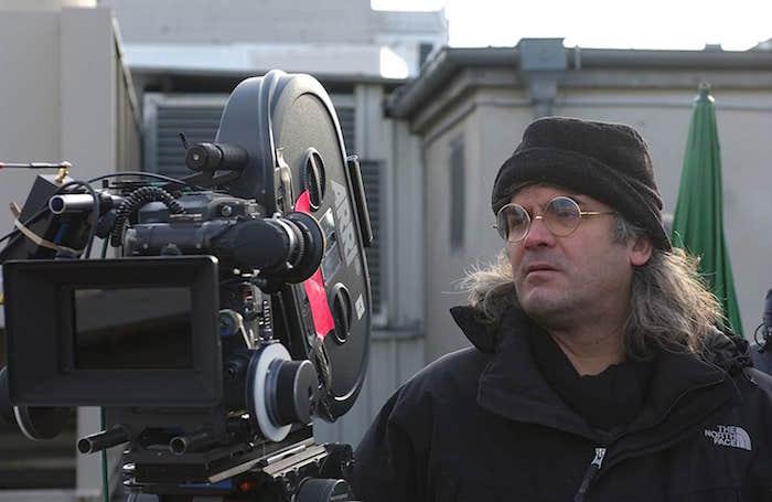 Paul Greengrass står vid kameran