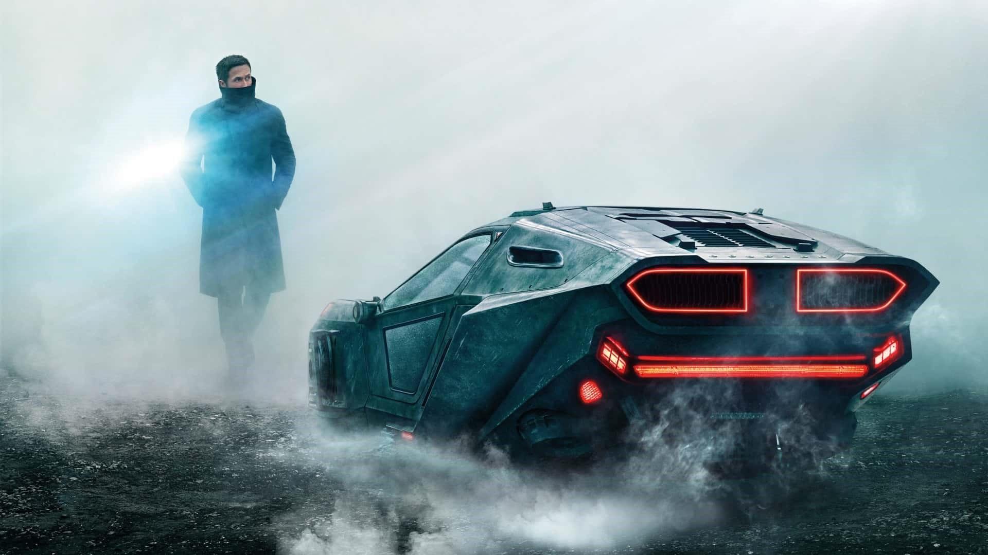"""Ryan Gosling i """"Blade Runner 2049"""" av Denis Villeneuve"""