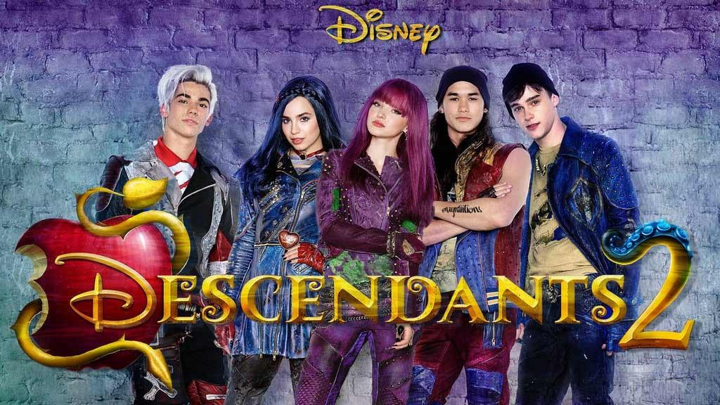 "Poster till ""Descendants 2"""