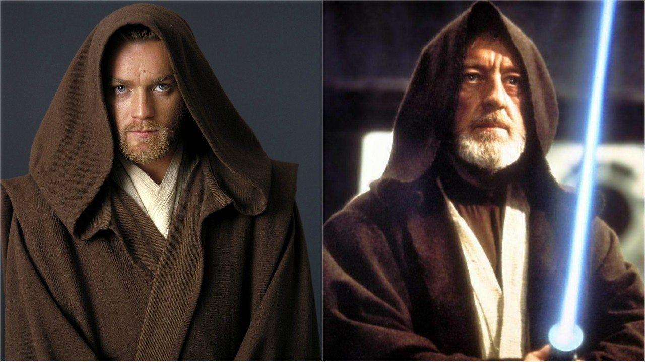 Obi-Wan Kenobi.