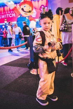 En Ghostbuster har hittat till årets Stockholm Comic Con