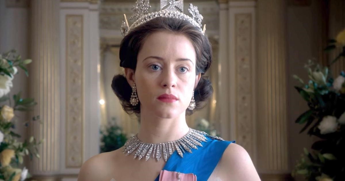 """Claire Foy i """"The Crown"""""""
