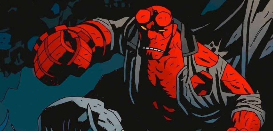 Hellboy i animerad form