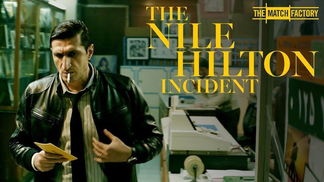 """Fares Fares i """"The Nile Hilton Incident"""""""