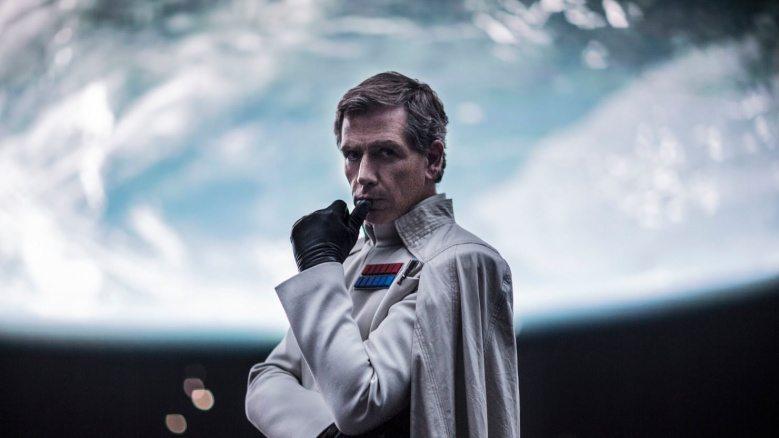 Ben Mendehlson i Star Wars