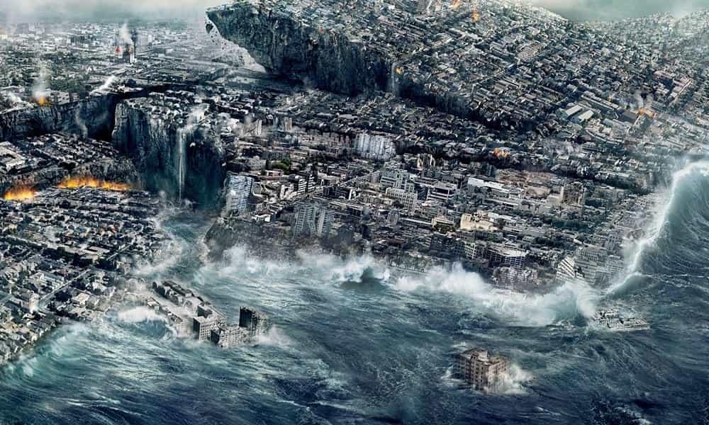 Idag listar vi riktigt bra katastroffilm!
