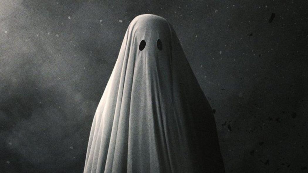 Casey Affleck som spöke i A Ghost Story