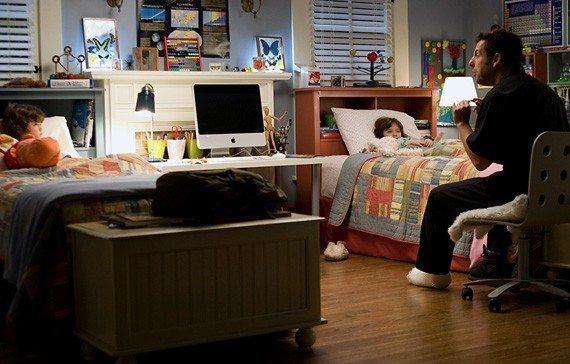 Adam Sandler i Bedtime Stories
