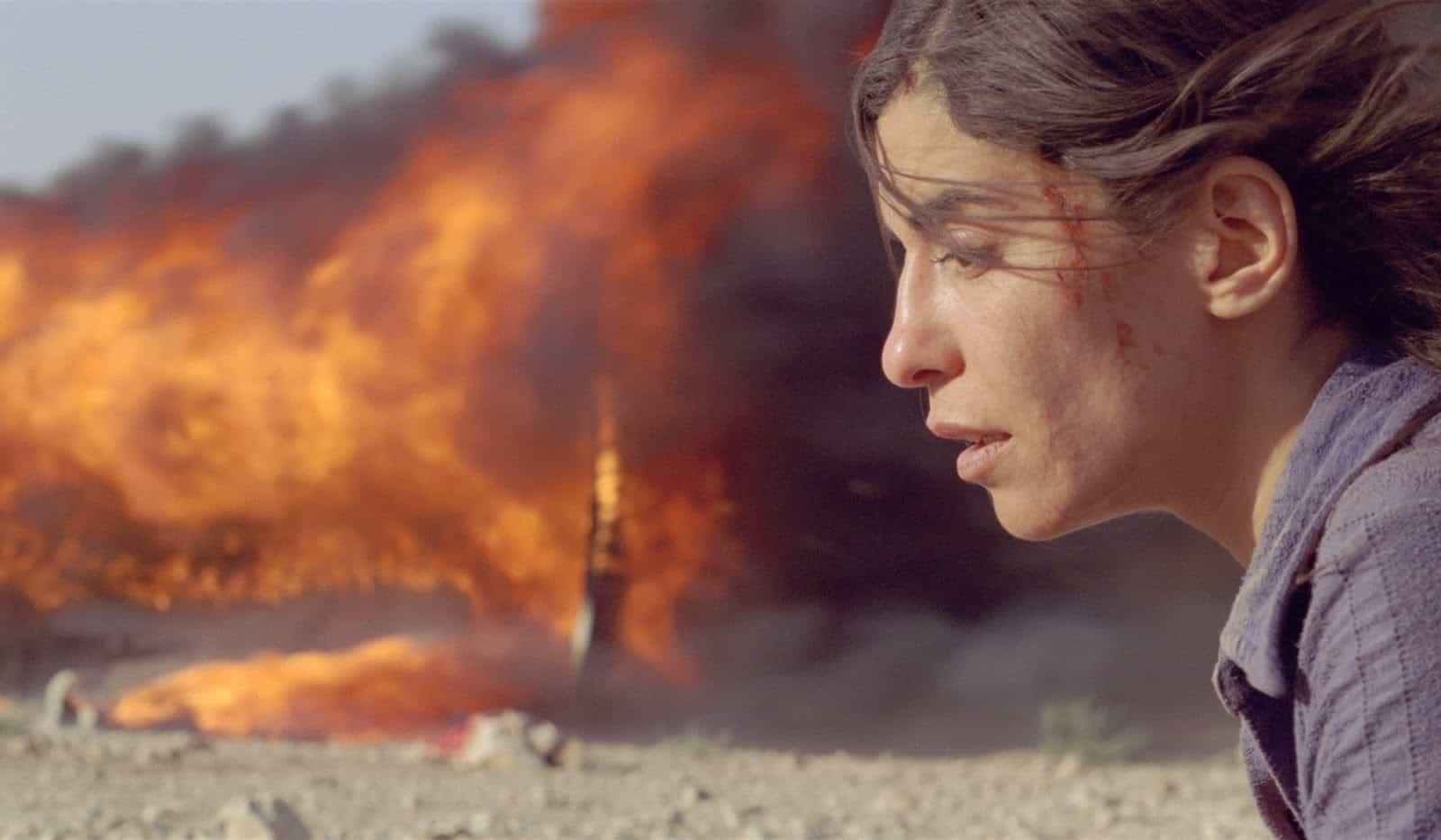 Bild från filmen Incendies.