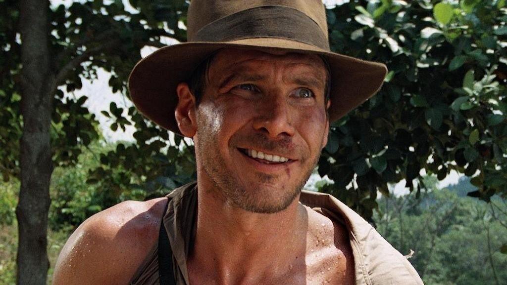 Harrison Ford som Indiana Jones