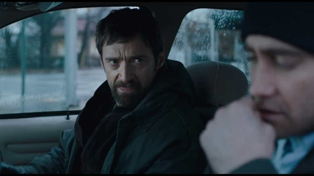 Bild på Hugh Jackman från filmen Prisoners.