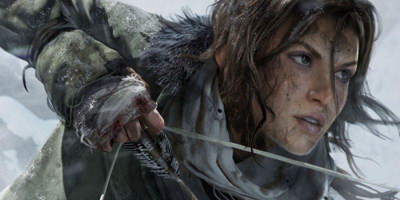 Lara från spelens värld