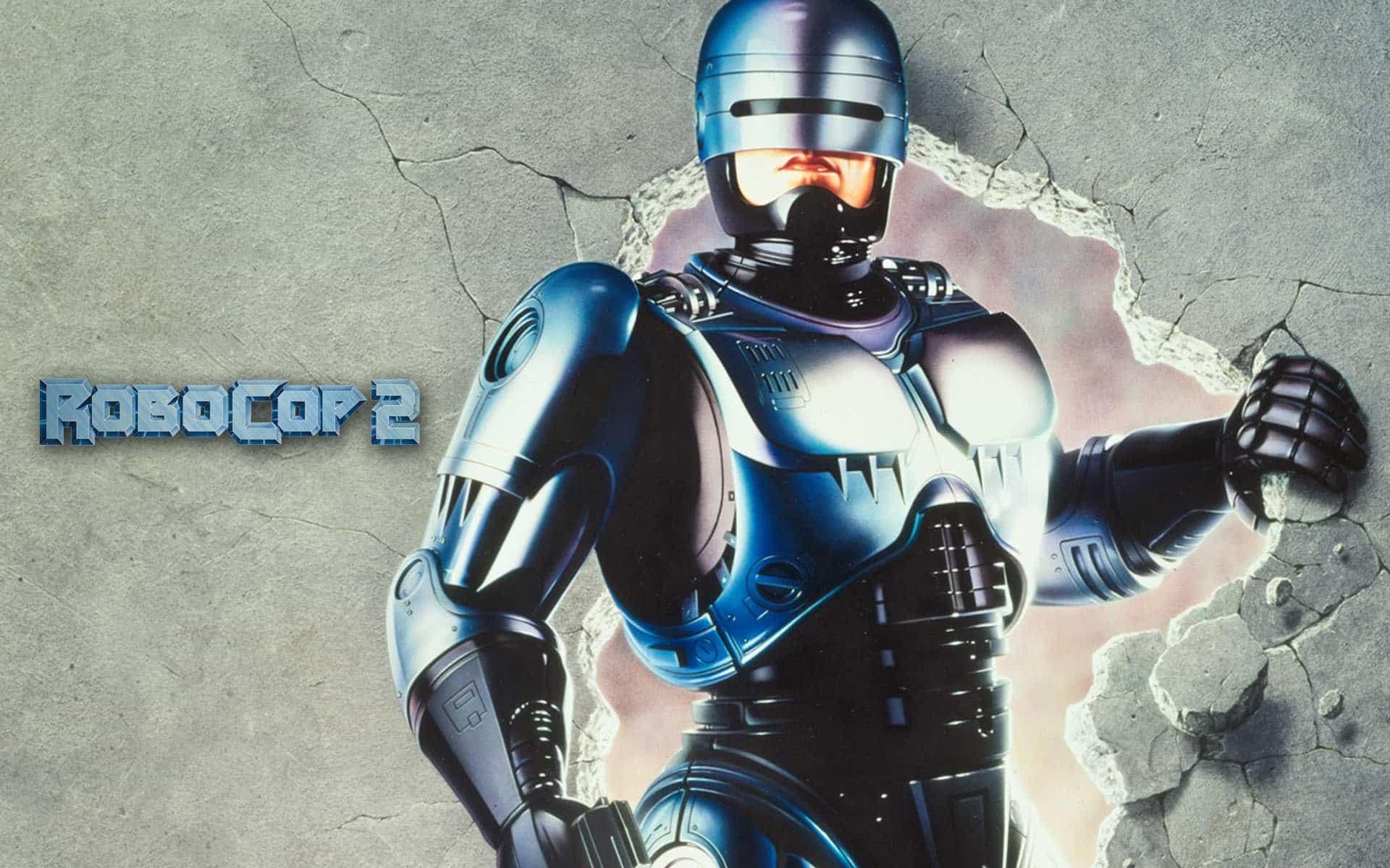 Fodralet till Robocop 2