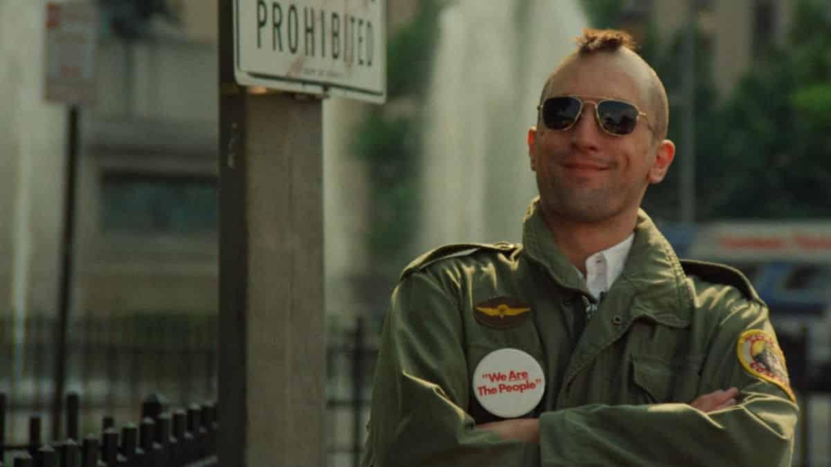 """Robert De Niro i """"Taxi Driver"""""""