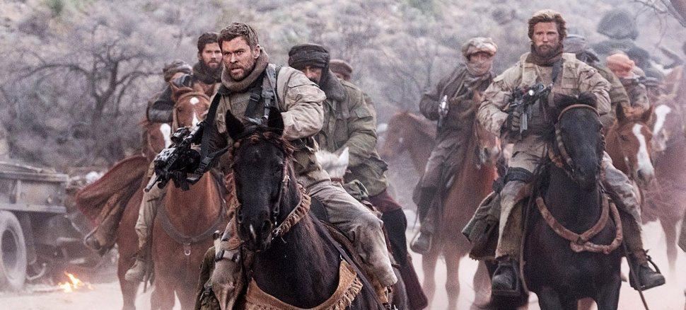 Män rider på hästar - bästa filmtipsen 2018
