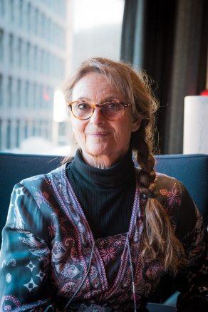 """Suzanne Reuter i intervju om hennes film """"All Inclusive"""""""