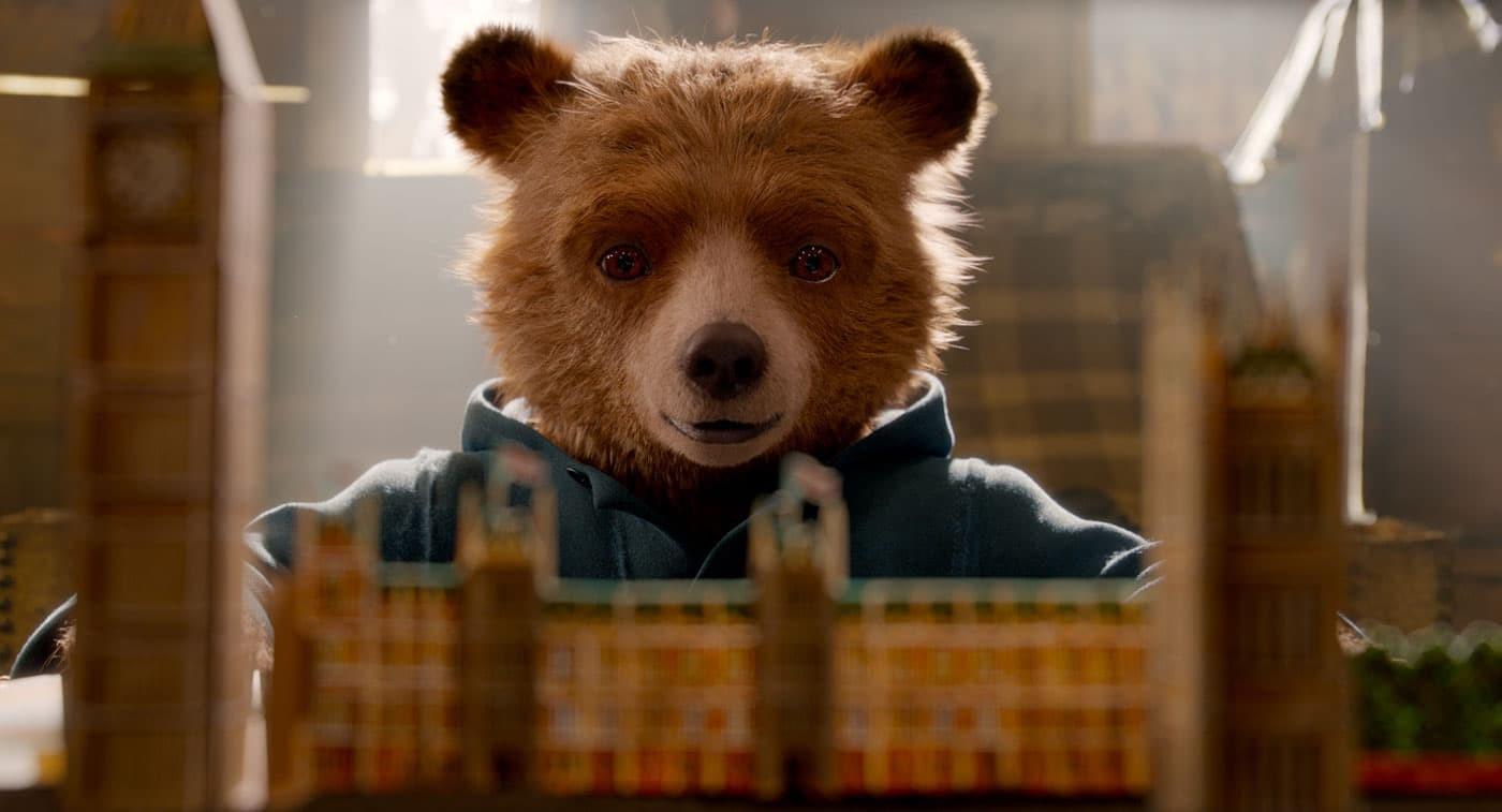 "Björnen Paddington i ""Paddington 2"""