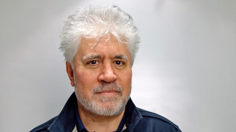 Den spanske filmregissören Pedro Almodóvar.