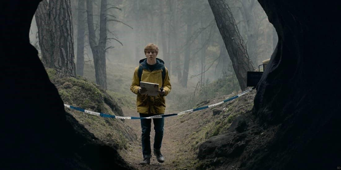 Bild från Netflix tv-serie Dark.
