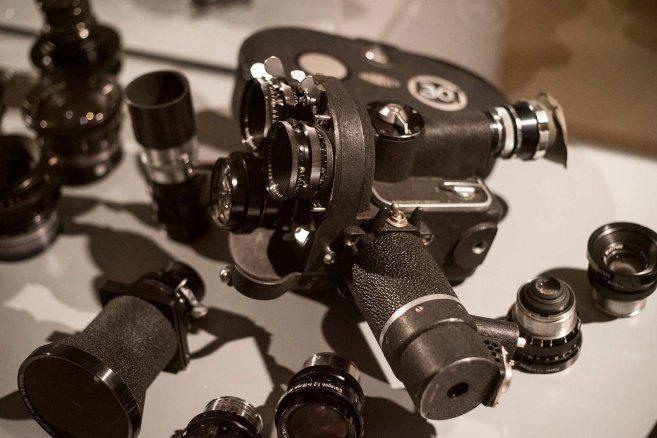 En av Stanley Kubricks favoritkameror som han själv använde ofta.