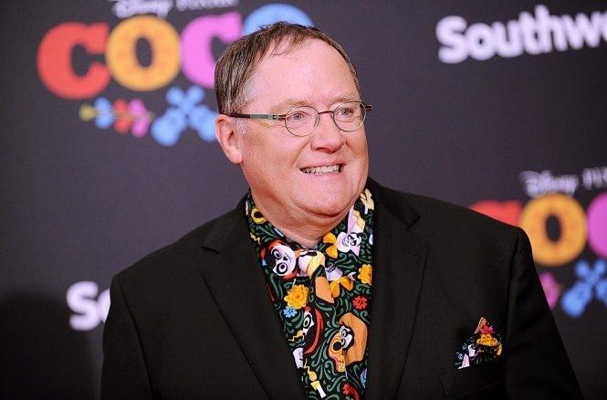 Bild på John Lasseter