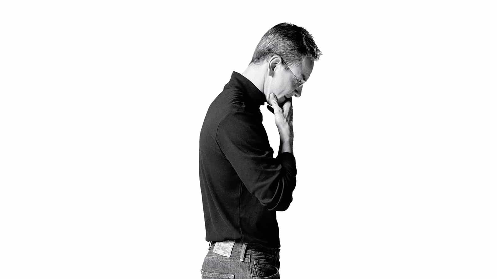 Michael Fassbender i biografin Steve Jobs