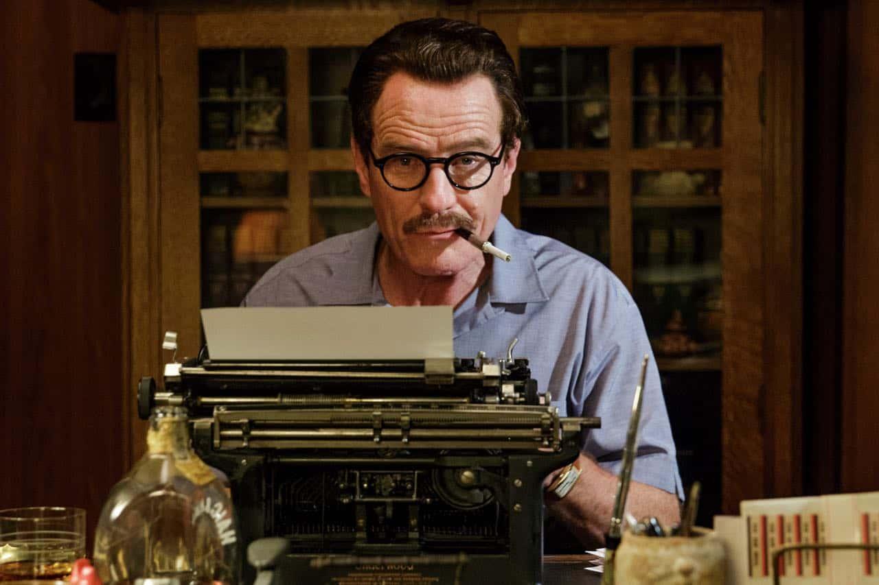 Bryan Cranston som Trumbo i biografin Trumbo