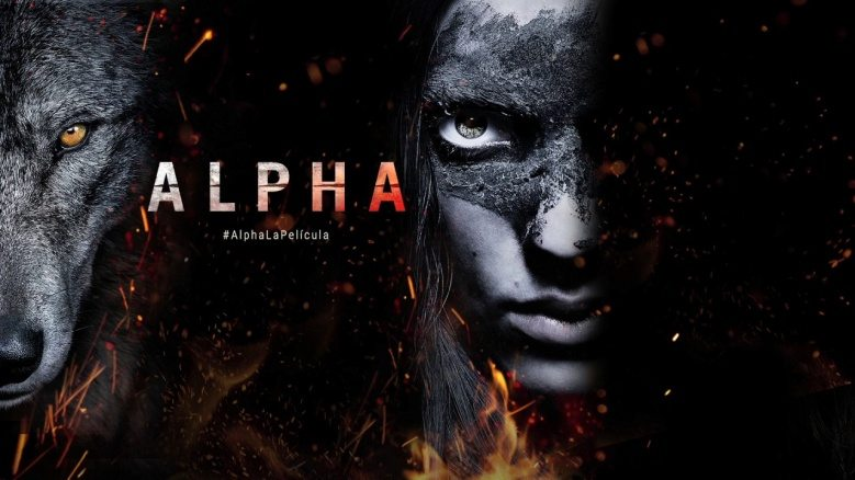 """Poster till """"Alpha"""" - bästa filmtipsen 2018"""