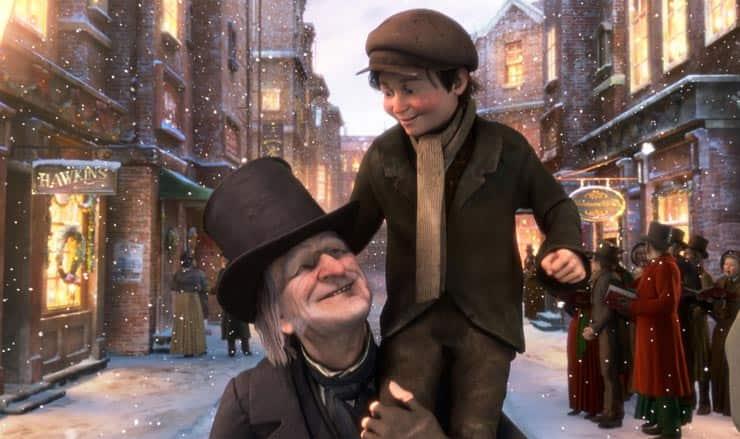 En Julsaga är en av många fantastiska julfilmer.