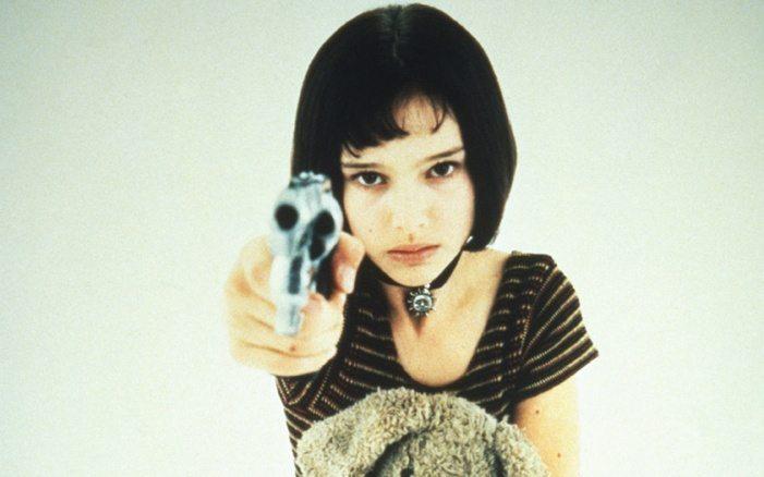 Skådespelaren Natalie Portman som ung Hollywoodstjärna i detta filmquiz.