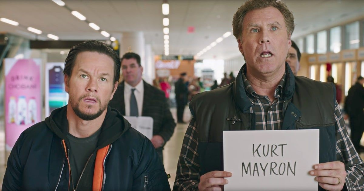 Daddy's Home 2 recension